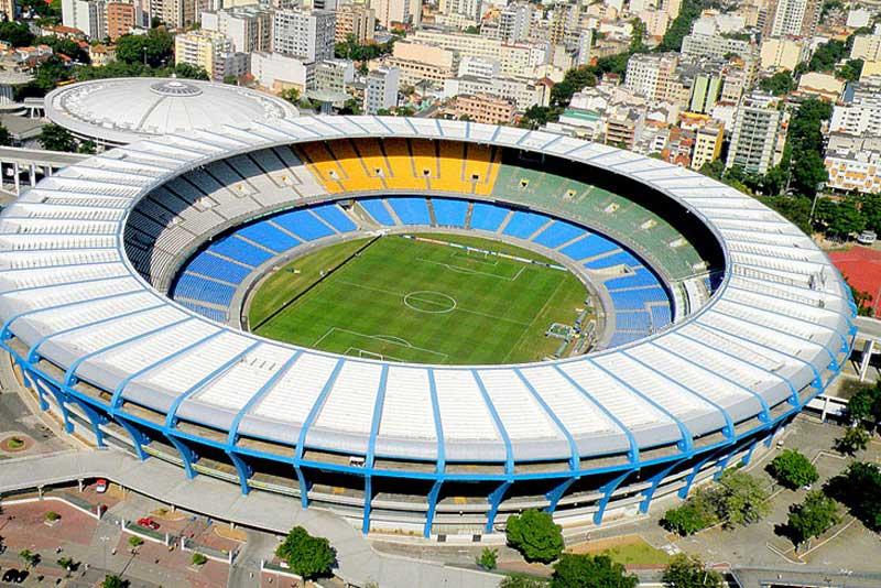 Estádio do Maracanã - Estádio Jornalista Mário Filho | ESTADIOS.NET