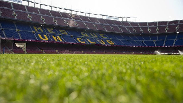Estadio Do Barcelona Estadio Camp Nou
