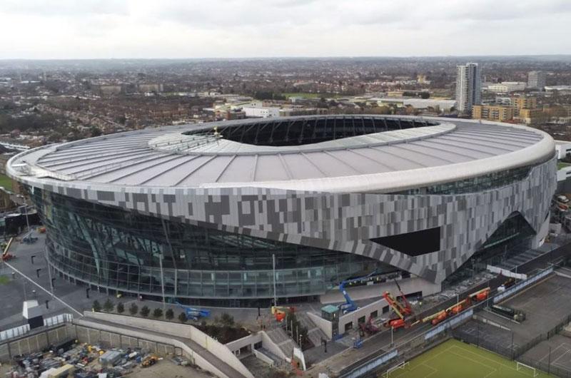 Estadio Do Tottenham Tottenham Hotspur Stadium Estadios Net